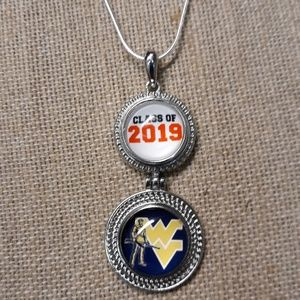 Jewelry - West Virginia Class of 2019 Necklace